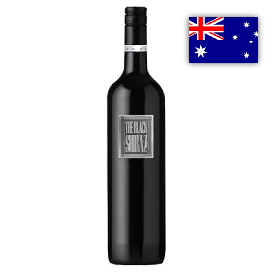 Black Shiraz Metal Berton Vineyards 1
