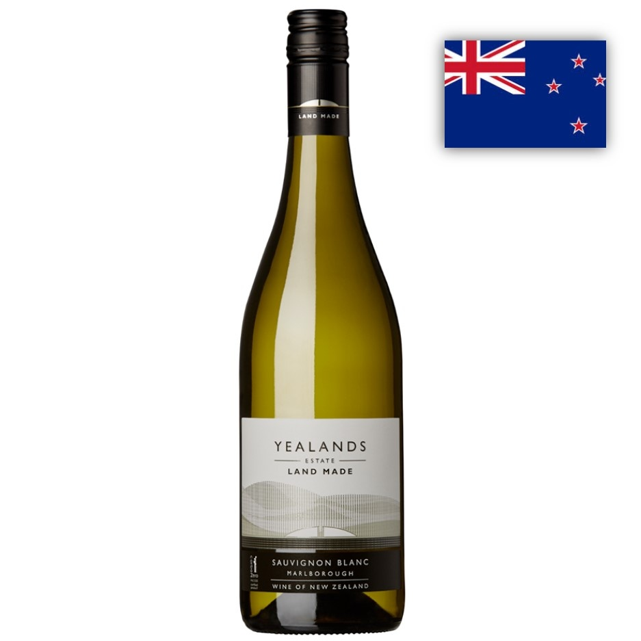 Sauvignon Blanc Land Made Yealands Estate 1