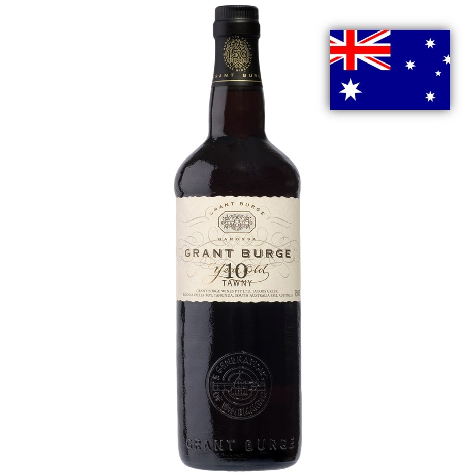10 Year Old Tawny Port Grant Burge 1