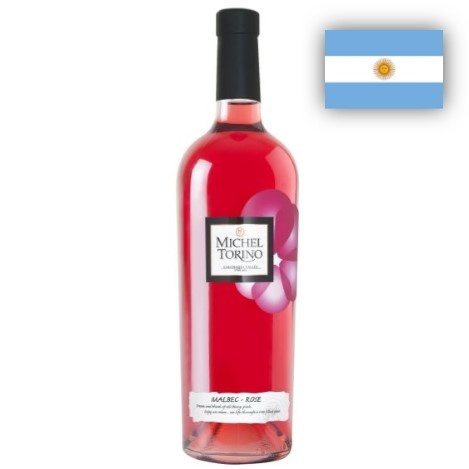 Malbec rose, Coleccion, Michel Torino
