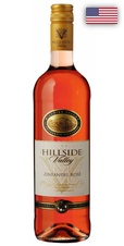 Zinfandel Rose Hillside 2