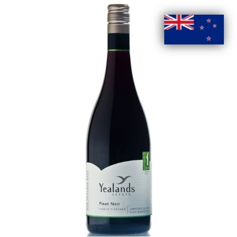 Pinot Noir Yealands Estate 1
