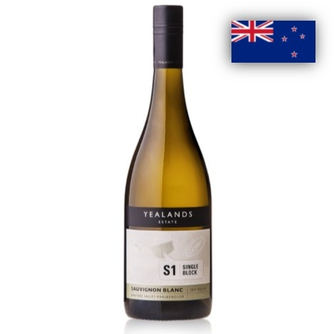 Sauvignon Blanc S1 Single Block Yealands Estate 1